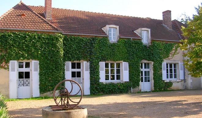 Les maisons d'écrivains