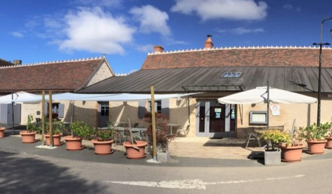 Le restaurant le Salignon à Vesdun